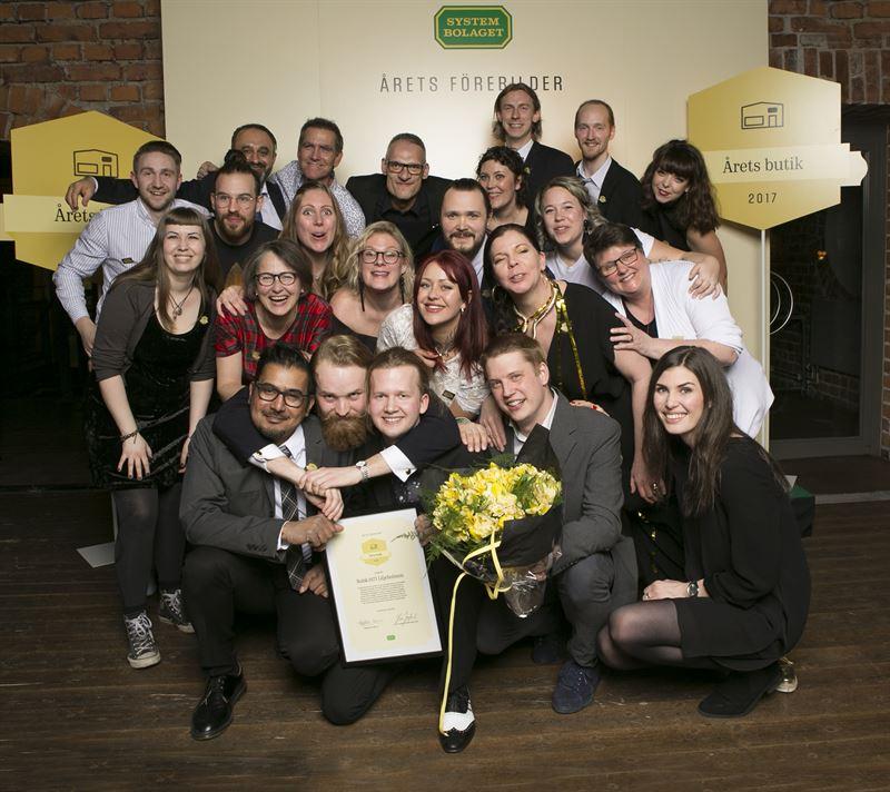 Liljeholmen vinnare Årets butik Foto Magnus Fond