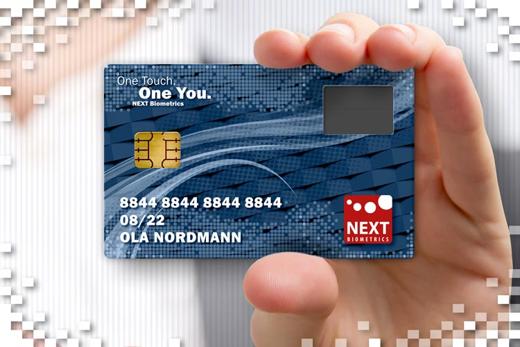 Breakit - Infineon and NEXT Biometrics Introduce Biometric Smart Card Reference Design
