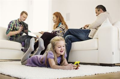 Världspremiär för Spotify Familj – bara hos Telia