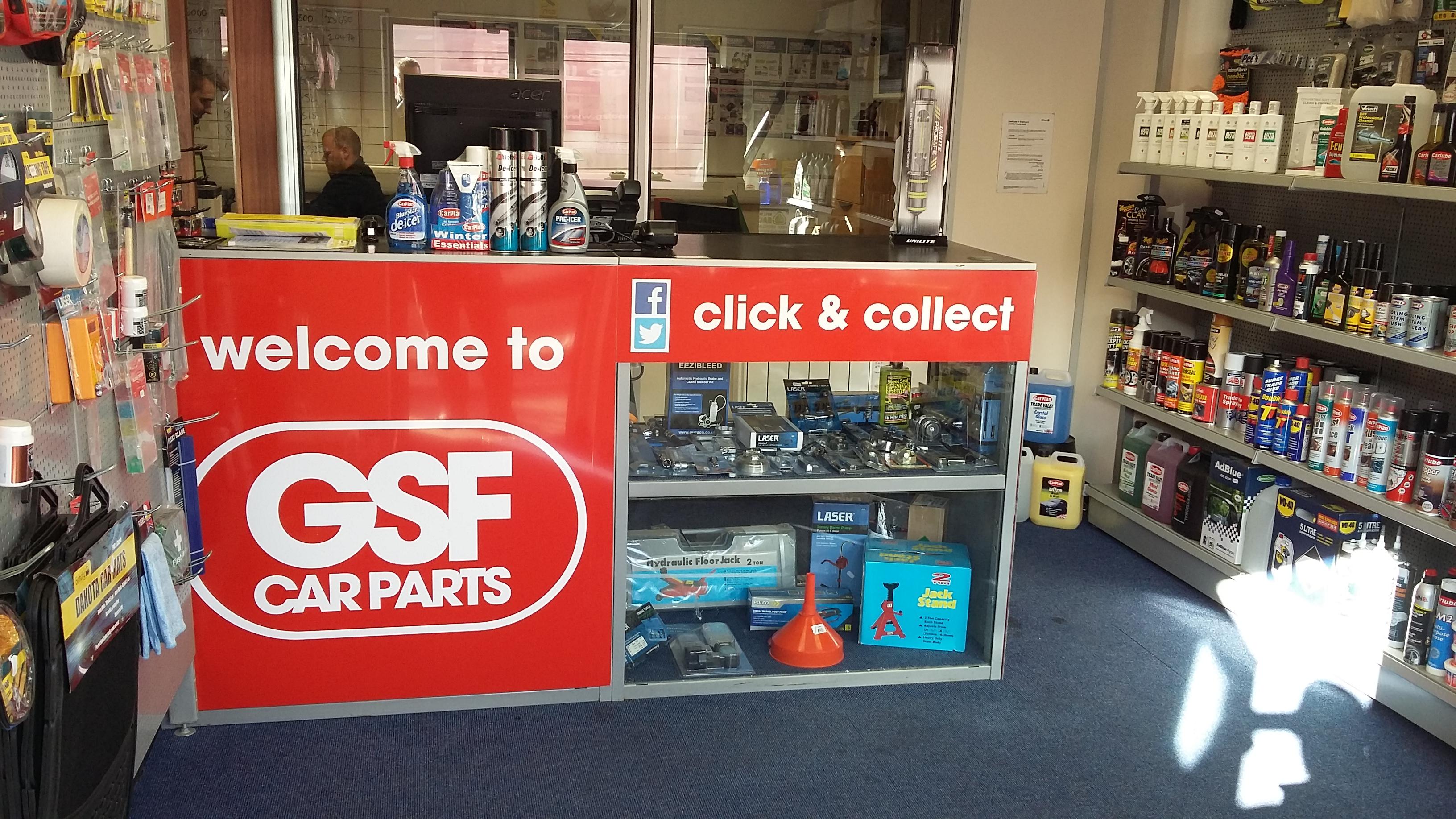Gsf Car Parts Leeds