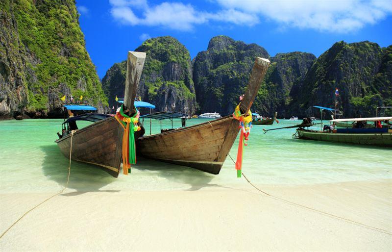 flygresor thailand