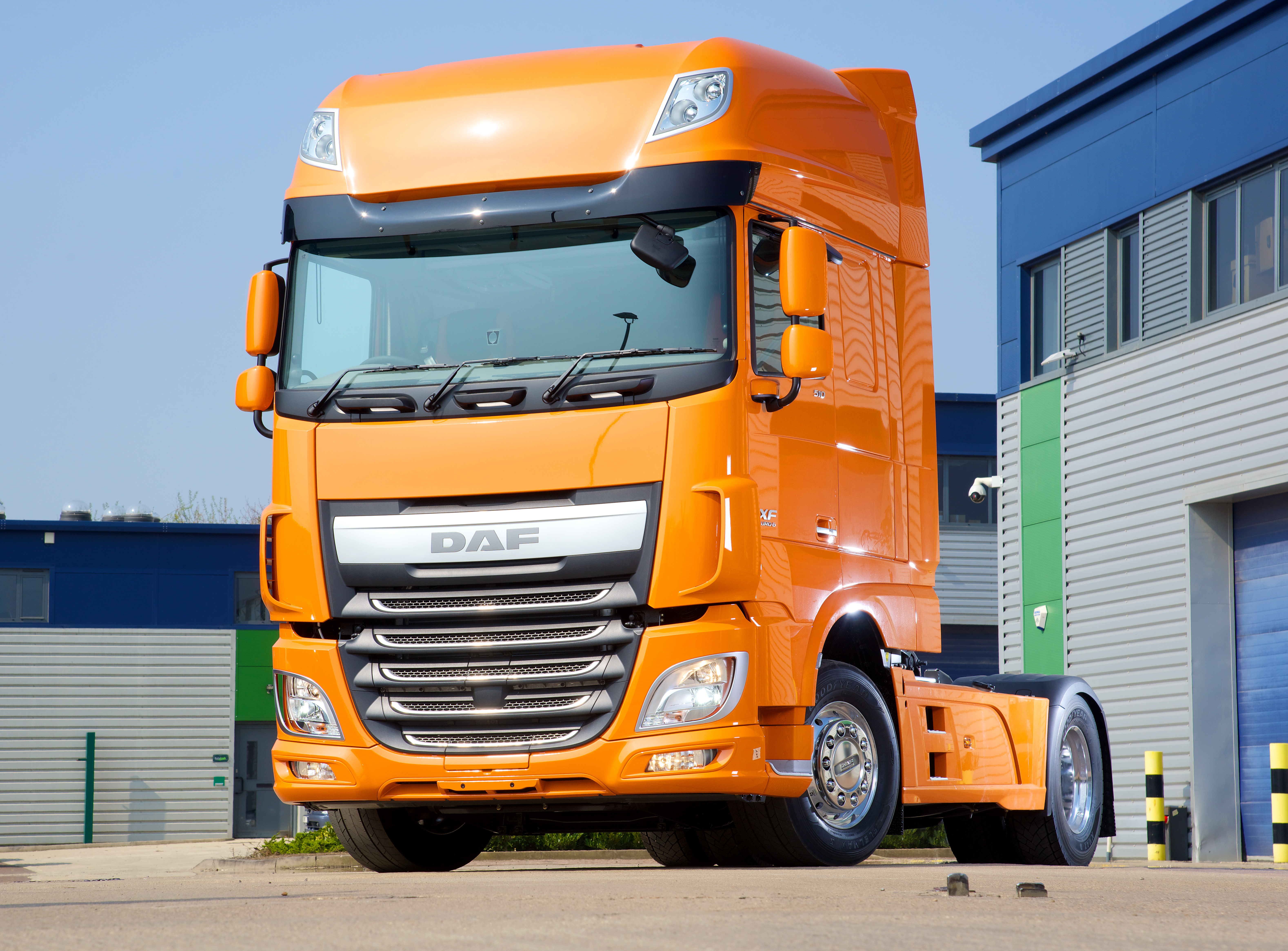 DAF Trucks NV  Official Site