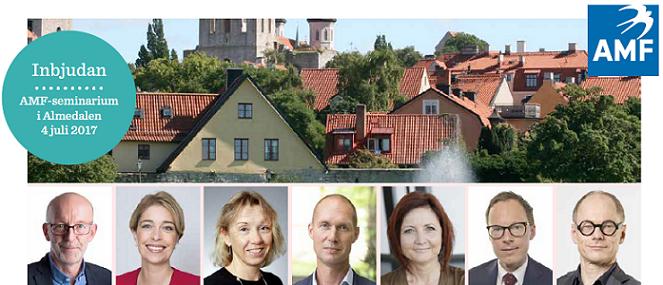 Panelen Almedalen 2017