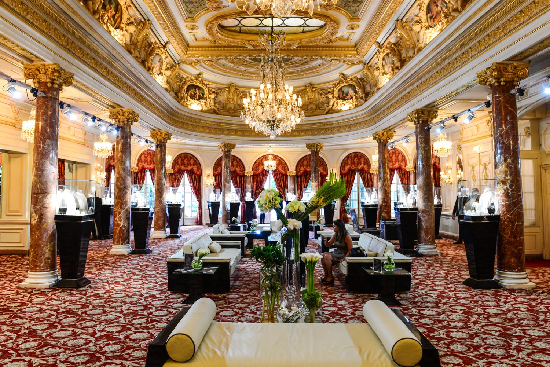 Hotel hermitage salle belle poque ballroom elon pr for Epoque hotel