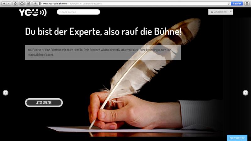 Youpublish Startet Selfpublishing Angebot In Fünf Sprachen