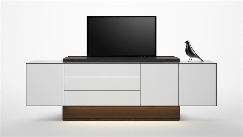 Designmöbler För Modern Multimedia Häfele