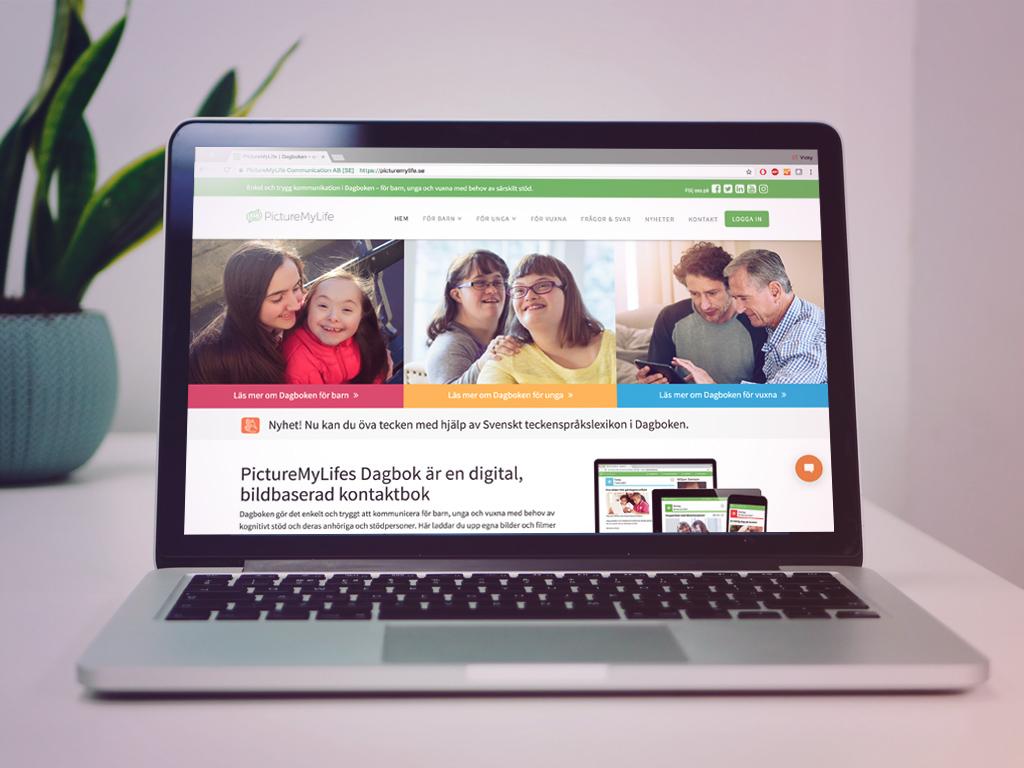 Breakit - Freja eID eliminerar lösenordskrångel och säkrar identifieringen för PictureMyLife-användare