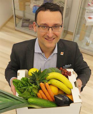Björn Thunström, SVP Marketing & Innovation, Division Packaging Solutions, Stora Enso.