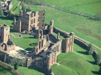 Kenilworth from the Air c G Cain