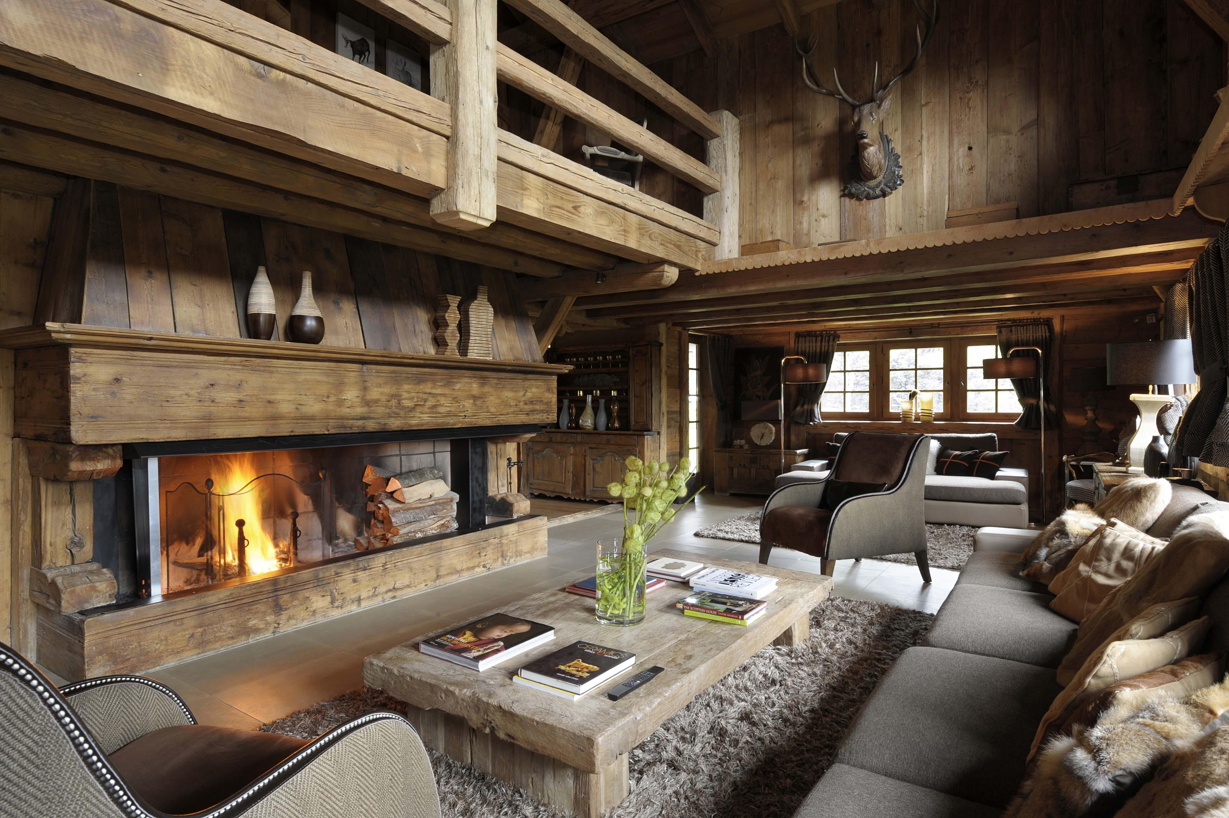 chalet des fermes small luxury hotels of the world. Black Bedroom Furniture Sets. Home Design Ideas