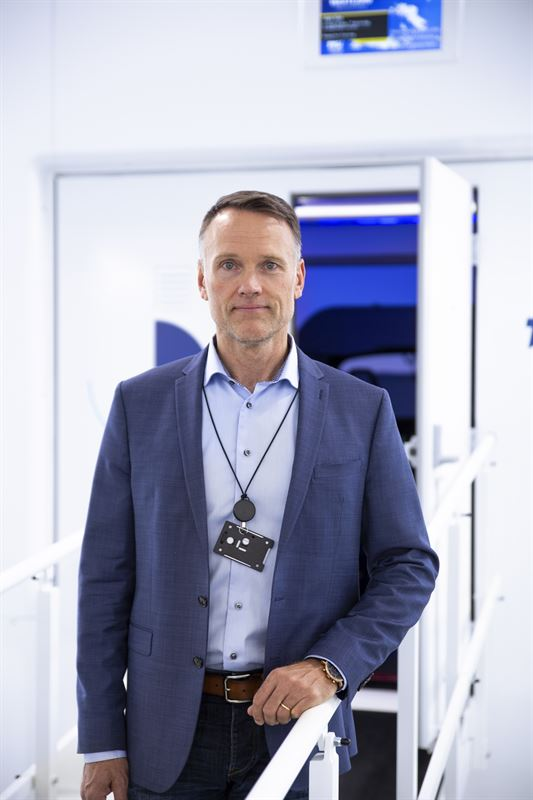 Mikko Kallio Head of Training and Development Coptersafety