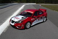 Scott-Eklund Racing Saab 9-3