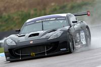 Fergus Walkinshaw Ginetta G55