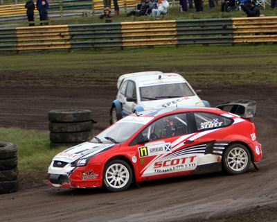 Andy Scott Rallycross Grand Prix