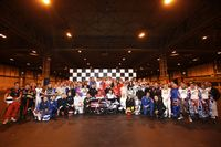 Stars Unite For Dan Wheldon