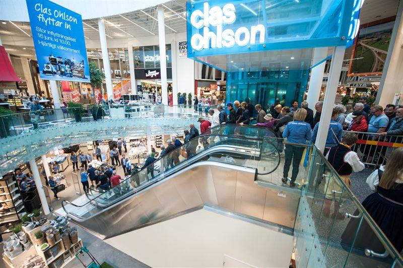 clas ohlson butiker stockholm