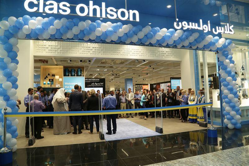 clas ohlson mall of scandinavia