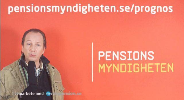 Pensionsmyndigheten Kontakt