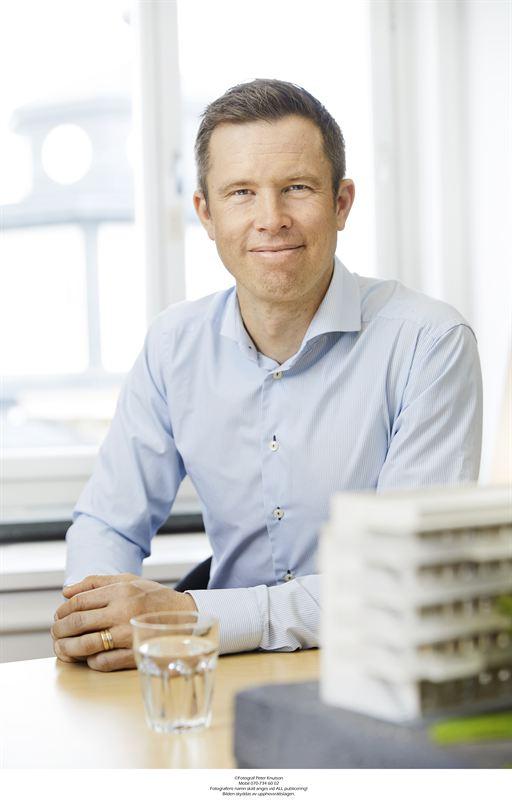 Mattias Roos VD & Koncernchef SSM