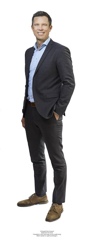Mattias Roos President CEO May 18 2017