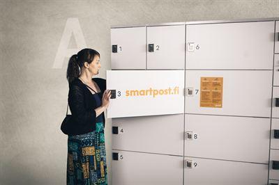 Smartpost tarjous 2018