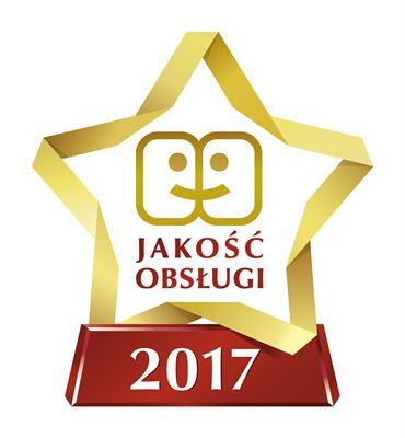 LOGO Gwiazda jako obs ugi 2017