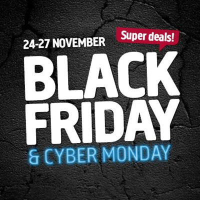 black friday instagram logo SE