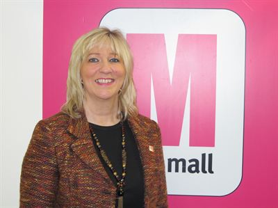 Loraine Jones, General Manager at The Mall Blackburn