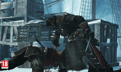 Assassin's Creed® Rogue screenshot
