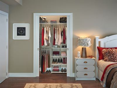 Closetmaid launches the closet maximizer exclusively at the home depot