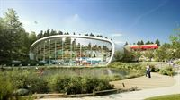 Visualisation of facilities at Center Parcs Woburn Forest