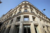 Marks &amp; Spencers flagship Champs Elyses store