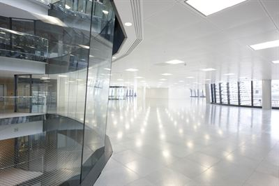 ISG delivered the Cat A fit out of 180,000 sq ft of accommodation over just three months