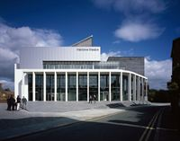 The multi award-winning New Marlowe Theatre in Canterbury