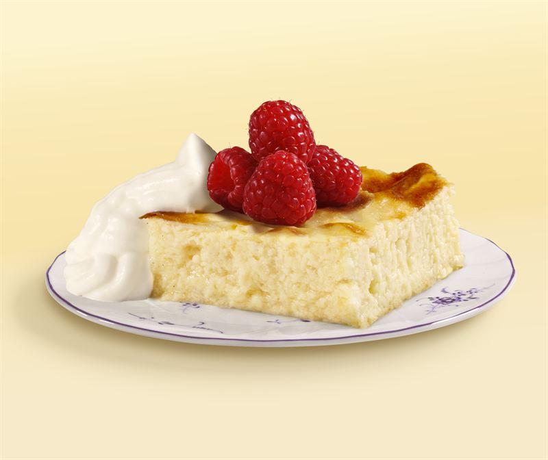 Frödinge Vaniljostkaka