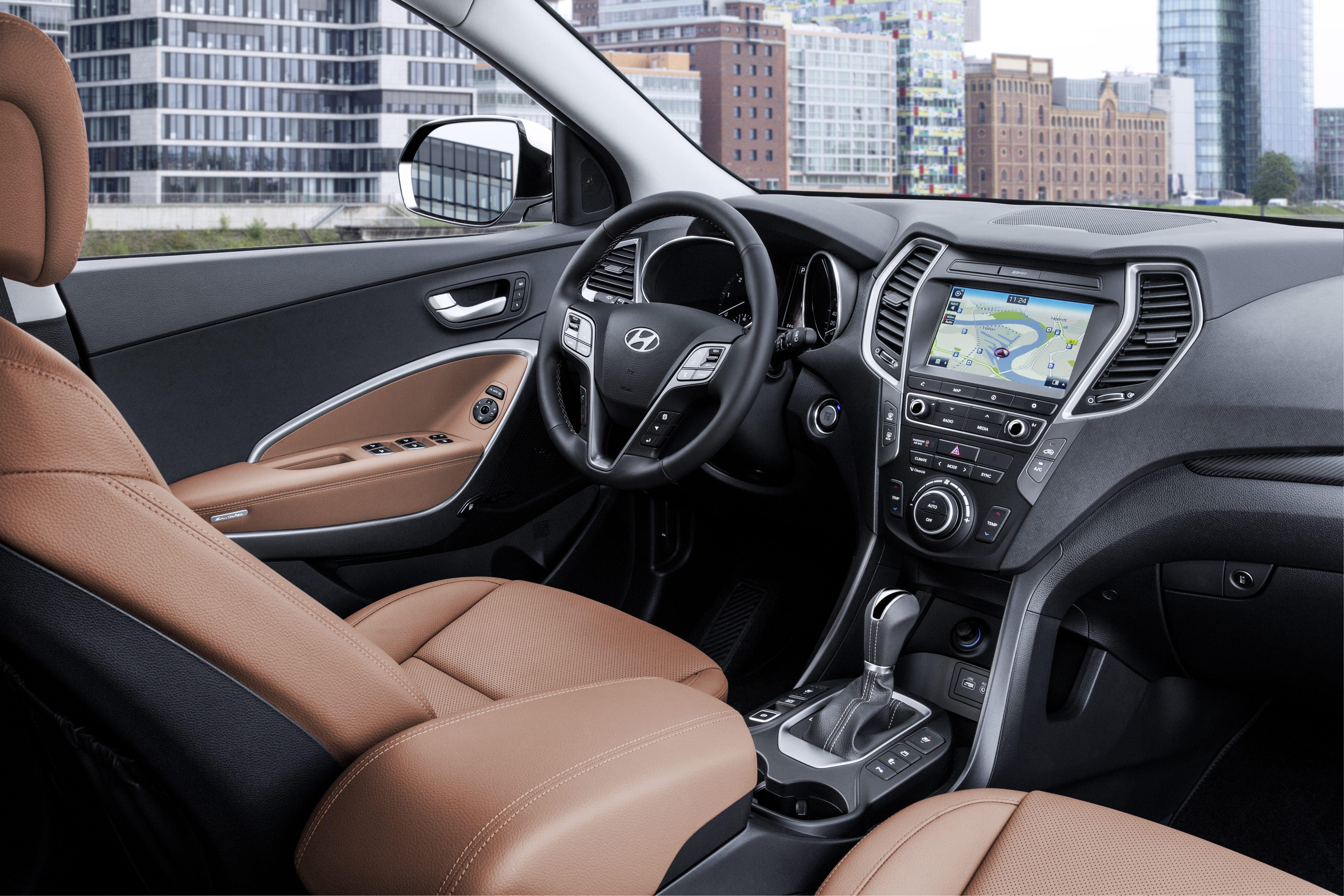 Hyundai santa fe suv harman interior harman original resolution biocorpaavc Images