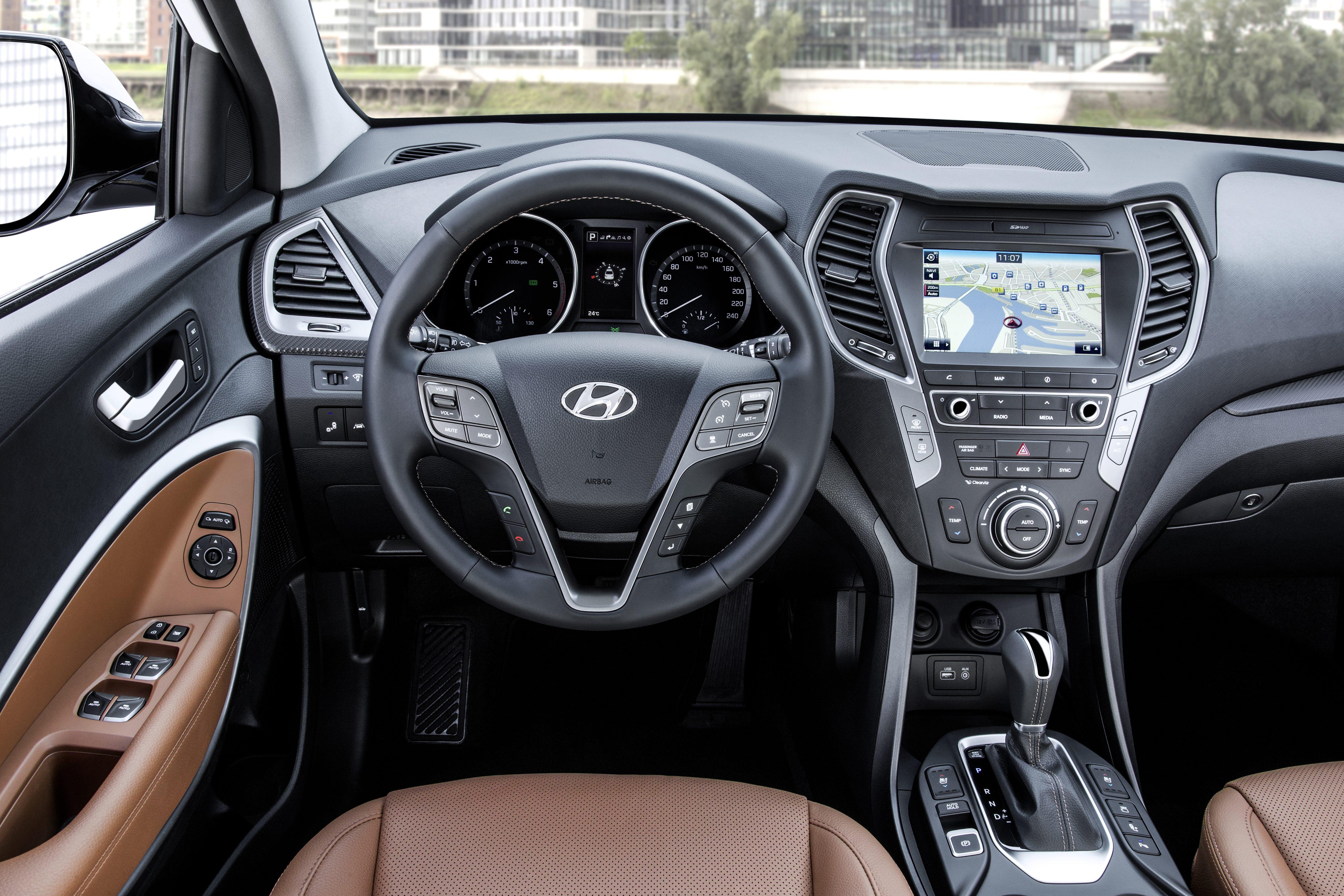 Hyundai santa fe suv harman harman original resolution biocorpaavc Images