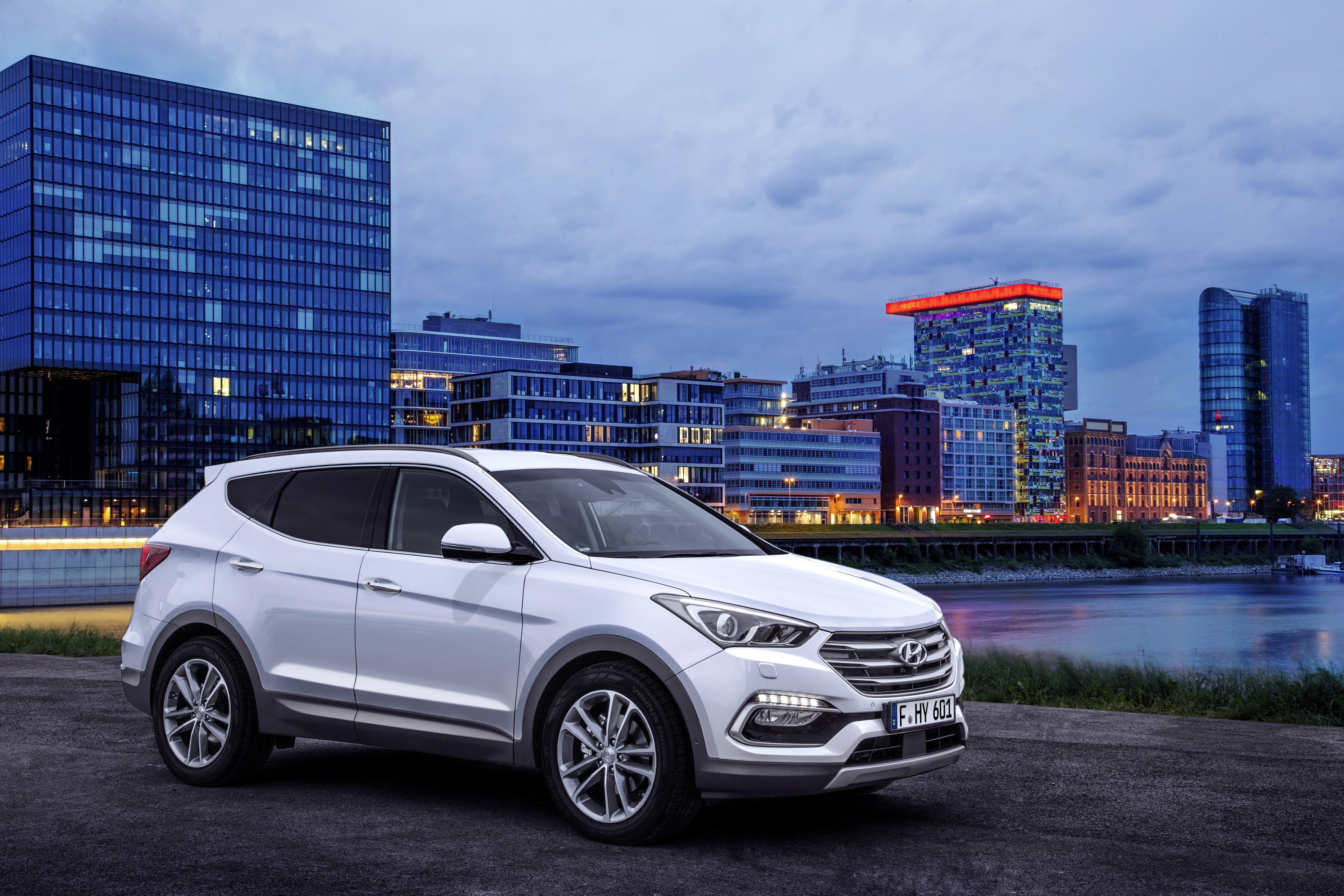 Hyundai santa fe suv harman original resolution biocorpaavc Images