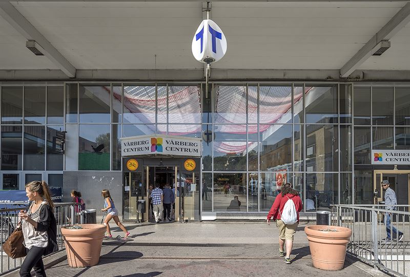 Agora - Va rberg Centrum