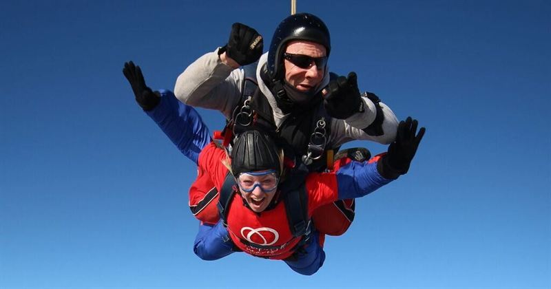 Skydiving St. Louis