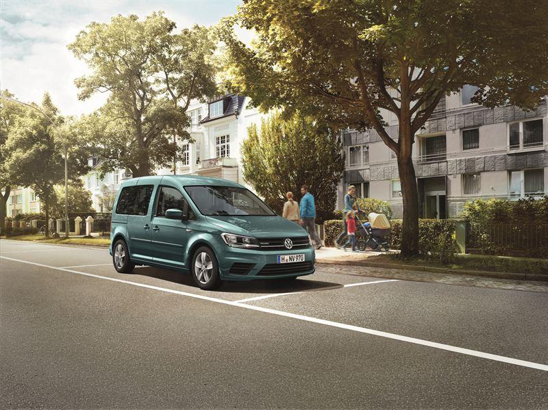 Volkswagen Caddy TGI