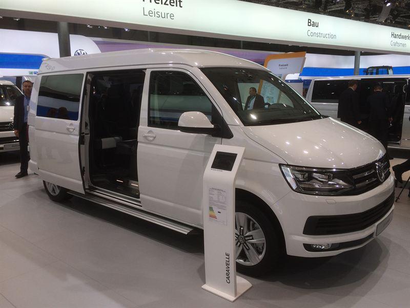Volkswagen Transporter GLE V.I.P.