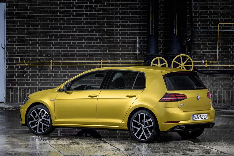 Uusi Volkswagen Golf