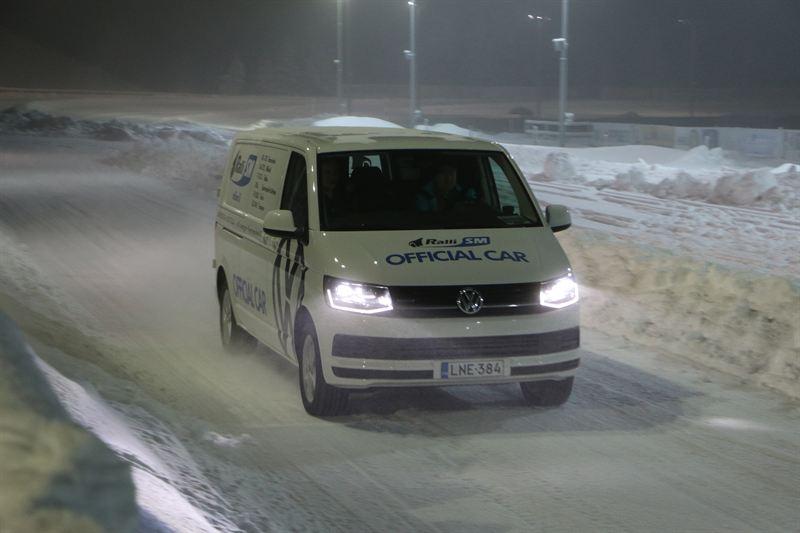 Volkswagen-hyötyautot ja AKK