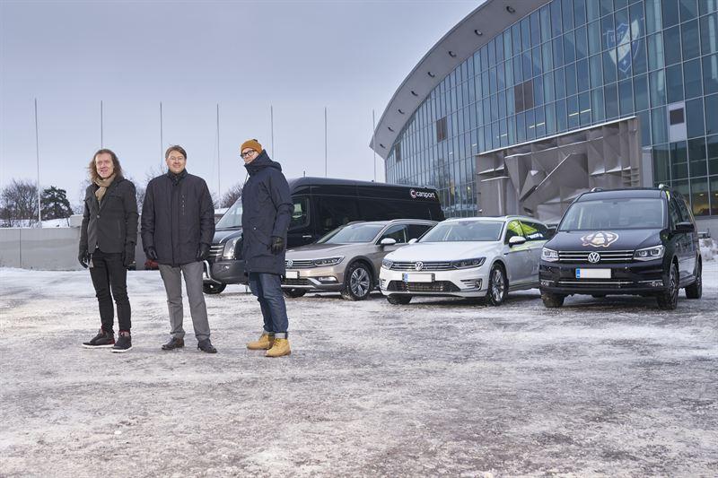 Volkswagen ja Apulanta