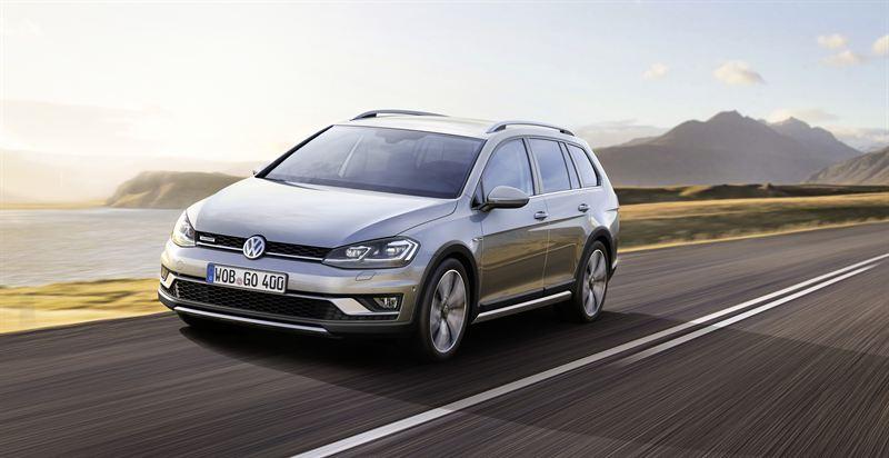 Uusi Volkswagen Alltrack