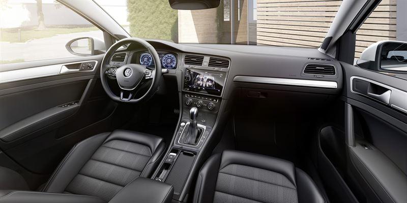 Uusi Volkswagen e-Golf