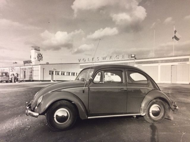 Volkswagen Center 1967