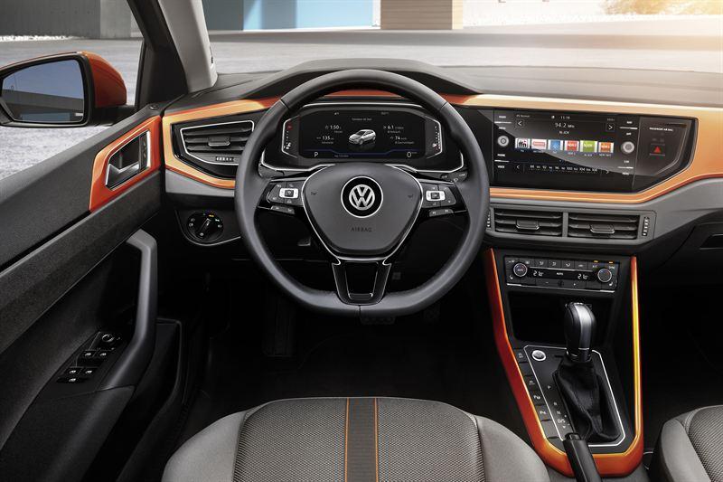 Uusi Volkswagen Polo