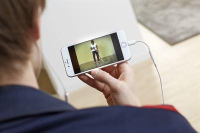 Film i mobilen